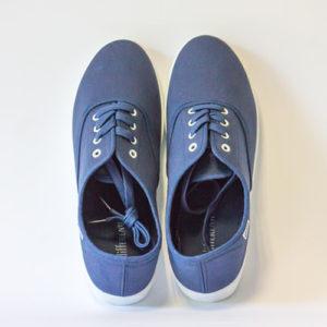 Blue Sneaker Shoes